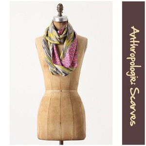 """Anthro """"Twofold Lucia Infinity Scarf"""" by Tucker"""